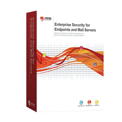 Enterprise Security for Endpoints and Mail Servers