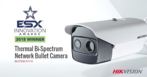 Hikvision ESX Innovation Award