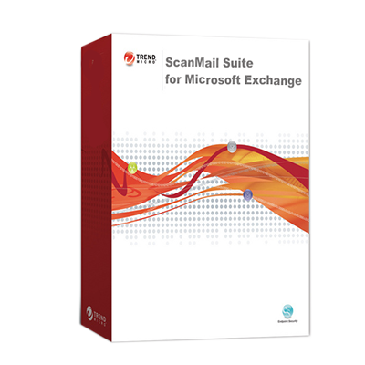 ScanMail Suite for Microsoft Exchange