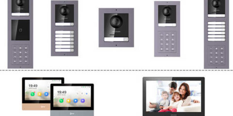 Hikvision launches new generation line of intercoms